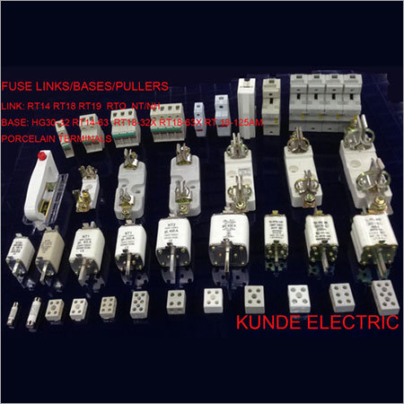 Fuse Links & Bases