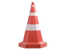 Hexagonal Traffic Cones