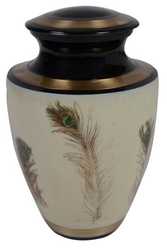 Brass Cremation Garden Urns