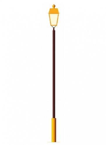 Garden Decorative Pole