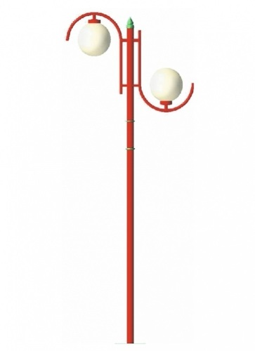Lighting Pole for Gardens