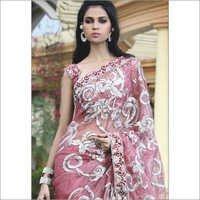 Embroidery Designer Saree
