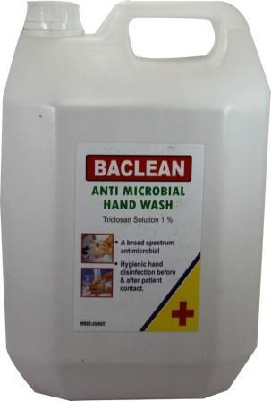 Anti Microbial Hand Wash