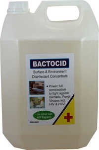 Surface and Environment Disinfectant Concentrate