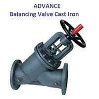 Advance Cast Iron Flanged Balancing Valve