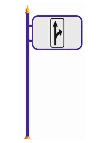 Directional Signage Pole