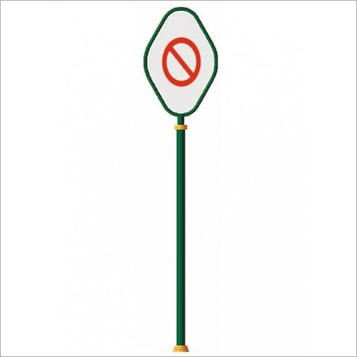 Traffic Sign Pole