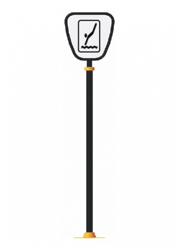 Road Safety Signage Pole