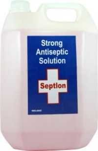 Strong Antiseptic Solution