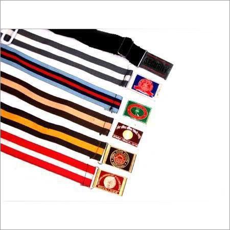 Polyester School Belts