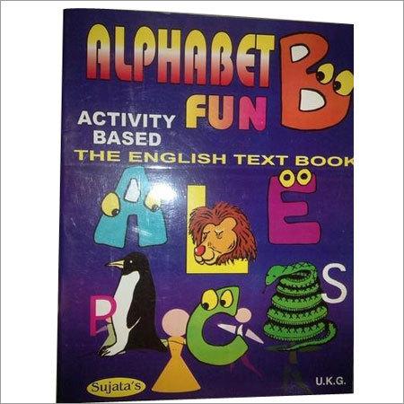 U.K.G. English Book