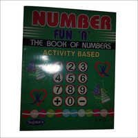 L.K.G. Maths Book