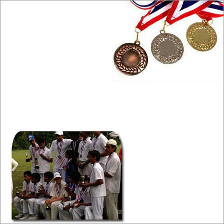 Sports Medals for Cricket Tournament
