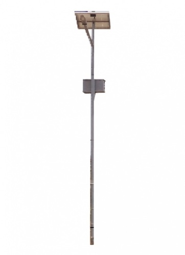 Solar Street Light Pole Design
