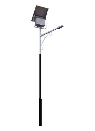 Solar Street Light Pole Drawings