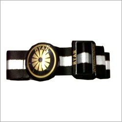 Satin School Belts