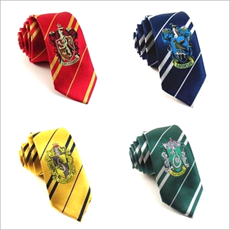 School Logo Ties