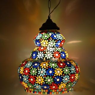 Glass Mosaic Hanging