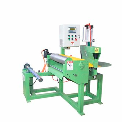 Automatic Abrasive Belt Cutting Machine