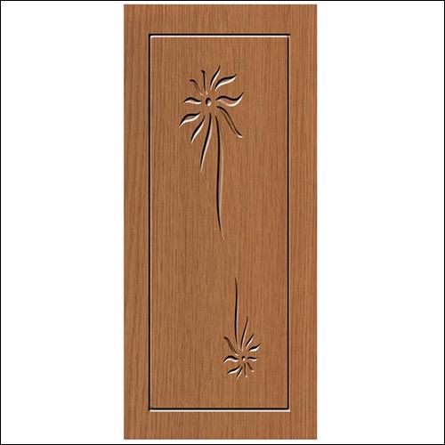 Flower Carved Membrane Doors