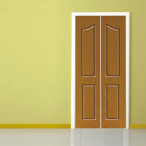4 Panel Wooden Moulded Doors