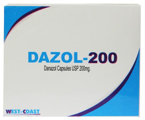 Danazol Capsules USP 200mg
