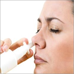 Metered Dose Nasal Spray