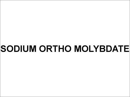 Ortho Molybdate