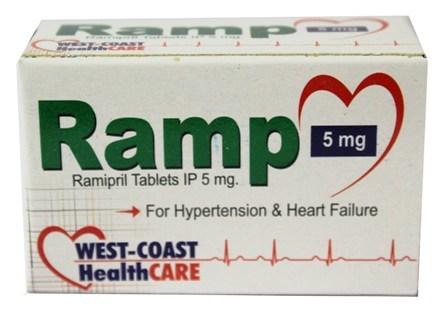 Ramipril Tablets Ip 5 Mg
