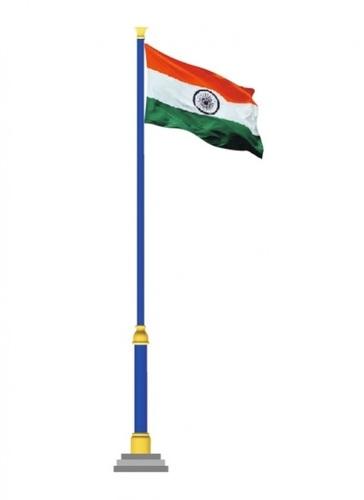 Decorative Flag Post