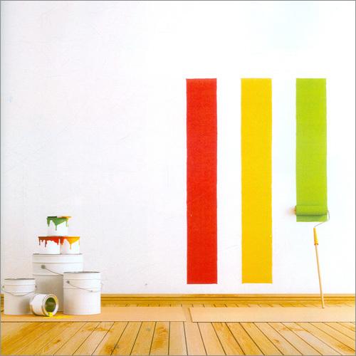 Wall Pu Plastic Interior & Exterior Paint