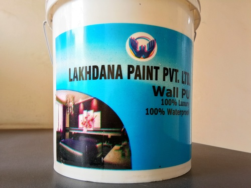 Wall Pu Over Coating Interior & Exterior