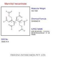 Mannitol hexanitrate