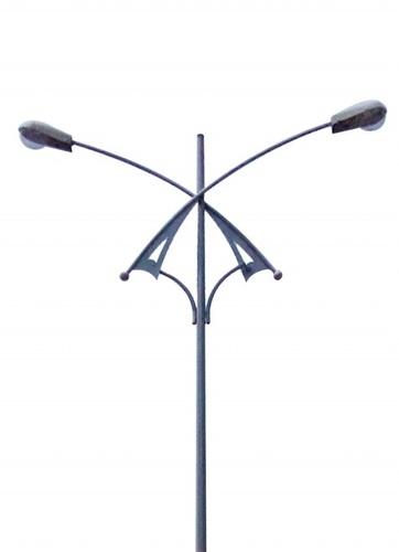 Octagonal Pole Street Light
