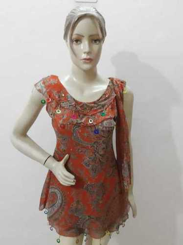 Rayon Dress Batik