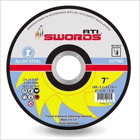Alloy Steel Cutting Disc