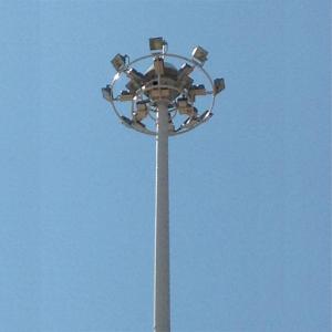 High Mast Post