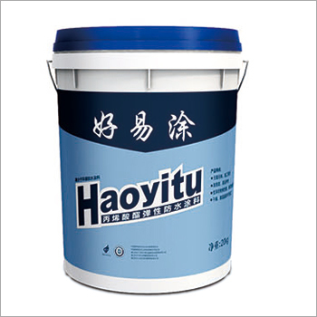 Single Component Acrylic Waterproof Paint