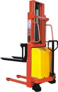 Hydraulic Semi Electric Stacker