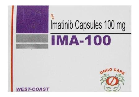 Imatinib Capsules 100 Mg