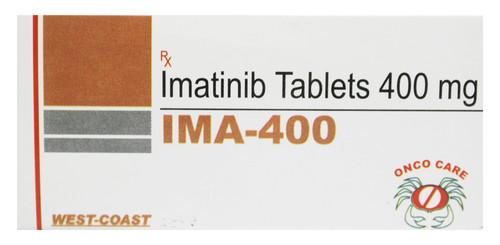 Imatinib  Tabblets 400 Mg