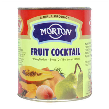 Canned Fruits, Fruit Juices - Drinks