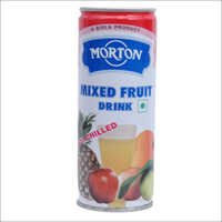 Canned Mixed Fruit Drink