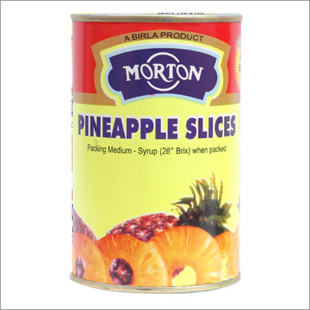 Pineapple Slices Canned Fruit