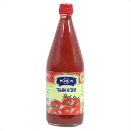Tomato Ketchup and Vegetable Sauces