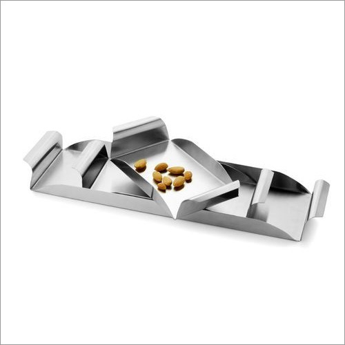 Set Of Steel Trays