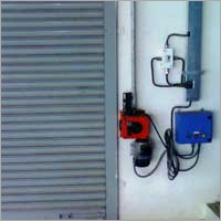 Automatic Electric Roller Shutter