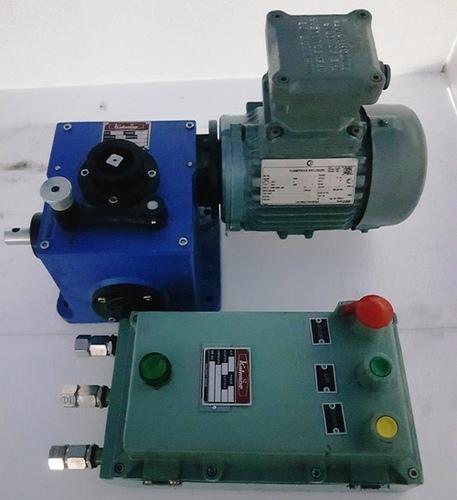 Industrial Rolling Shutter Gearbox