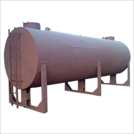 Mild Steel Liquid Storage Tank