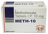 Methotrexate Tablets Ip 10 Mg